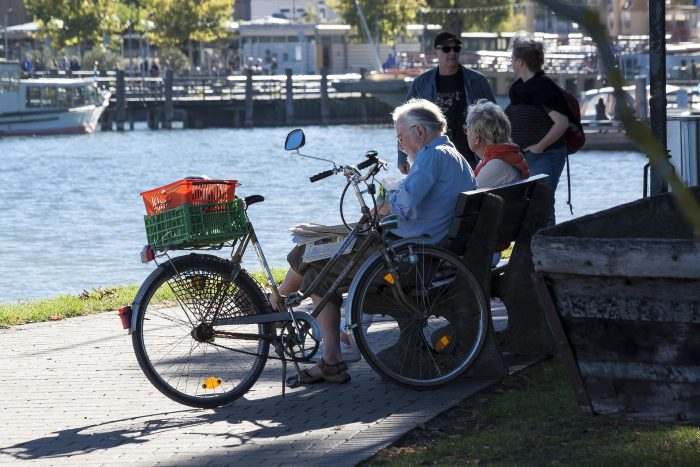 Flere seniorer kommer til skade på cyklen