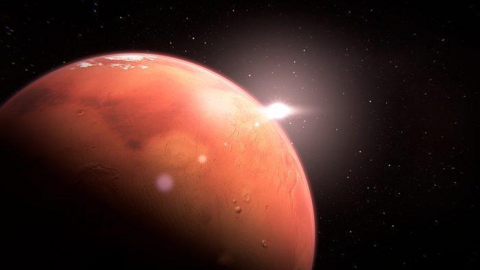 Ny udfordring for rejsen til Mars: Herpes