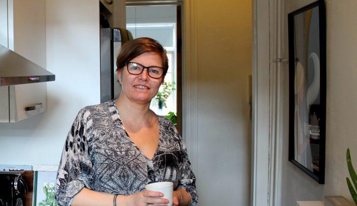 Radio: Pernille Køng blev udredt efter 40 hårde år
