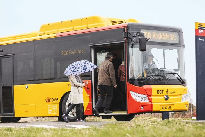 Helsingør dropper elbusser indtil 2023