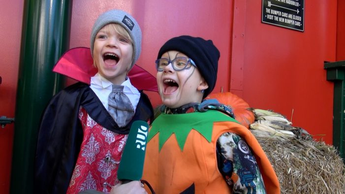 TV: Lyng, kål og 21.000 græskar: Her har halloween et nordisk tvist