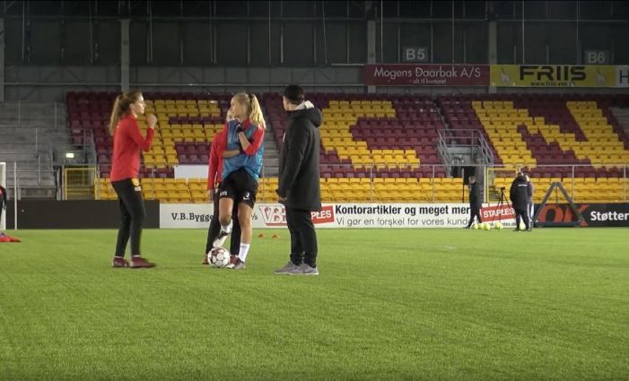 TV: FC Nordsjælland sigter målrettet mod ligestilling, mens andre superligaklubber lader stå til