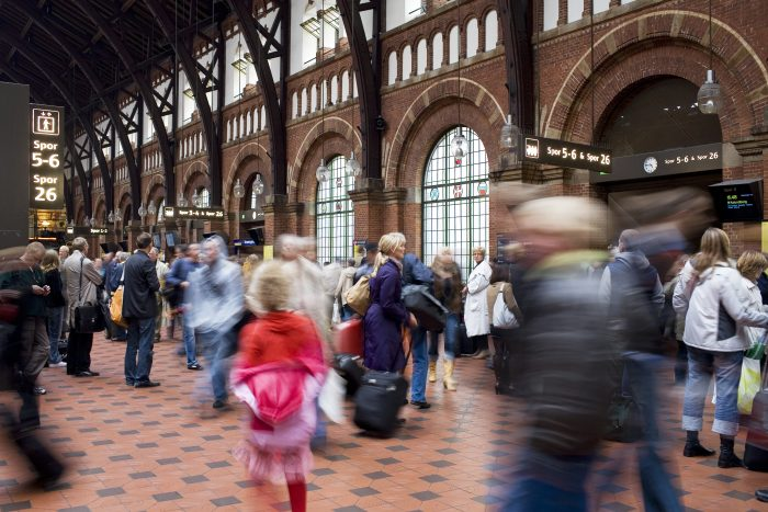 DSB puster nyt liv i døde stationer