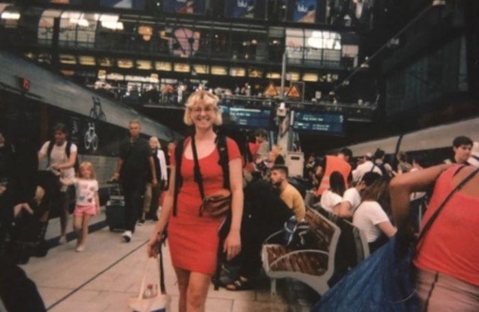 Lena bruger 4 uger på at tage toget til Japan for klimaets skyld