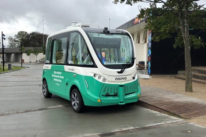 Førerløs bus skal endelig på gaden i Aalborg