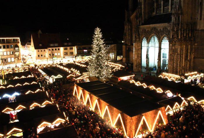 Ho-ho-ho: Julemarkeder er den nye festival