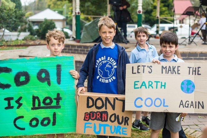 Klimaangst på fremmarch: 4 ud af 10 europæiske børn og unge er bekymrede