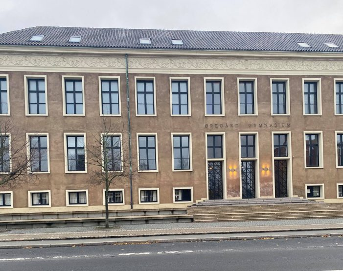 Gymnasie indfører sanktioner i håbet om at stoppe puttemiddage