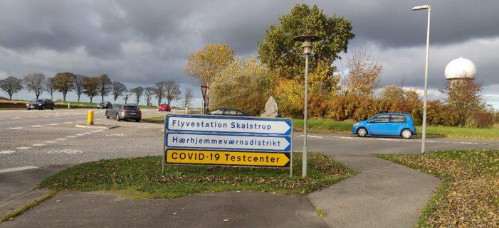 Radio: Coronatest i Roskilde er mest for bilister