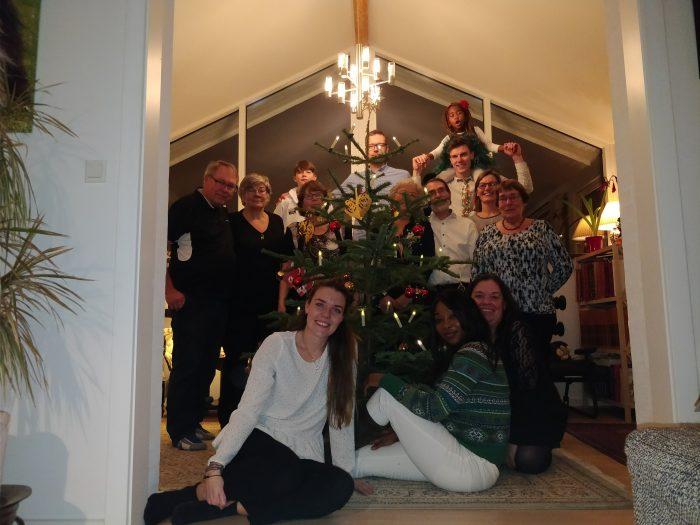 Mie Line inviterede ukendte gæster til juleaften: »At være juleven var en sindssyg oplevelse«