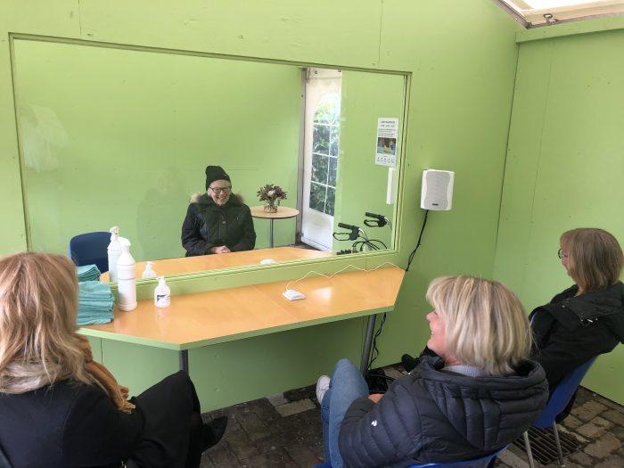Dansk Folkeparti i kovending: »Uanset hvad, er besøgskabiner ikke en optimal løsning«