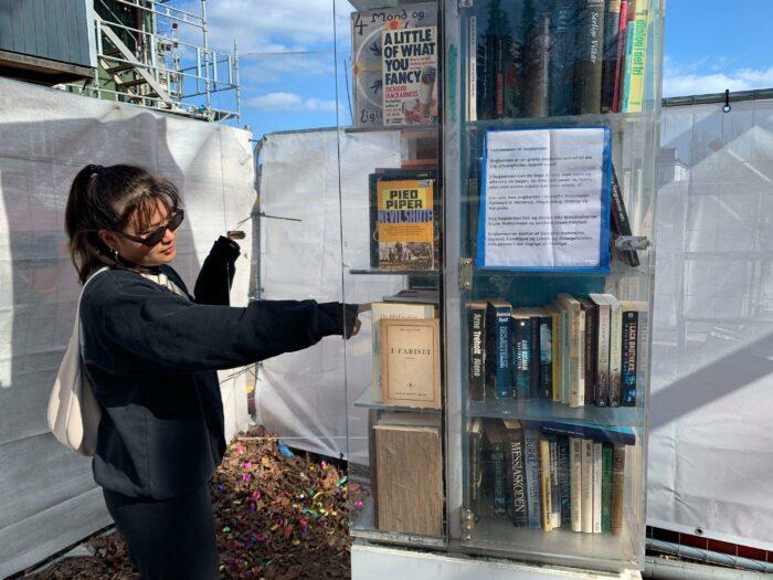 Folk vil bytte bøger i Gentofte: Flere bogskabe på vej
