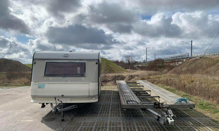 Camping-drama: Bøde, tyveri og 2.700 hjælpere