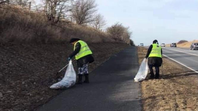 Affaldshelte spreder sig som ringe i vandet hele landet rundt: »Det er lysten, der driver værket«