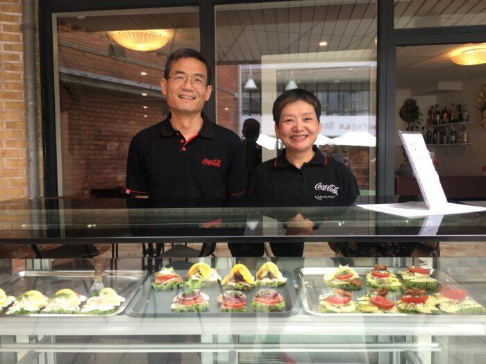 Lokales lyst til smørrebrød hjælper Café Egedal gennem corona-krisen