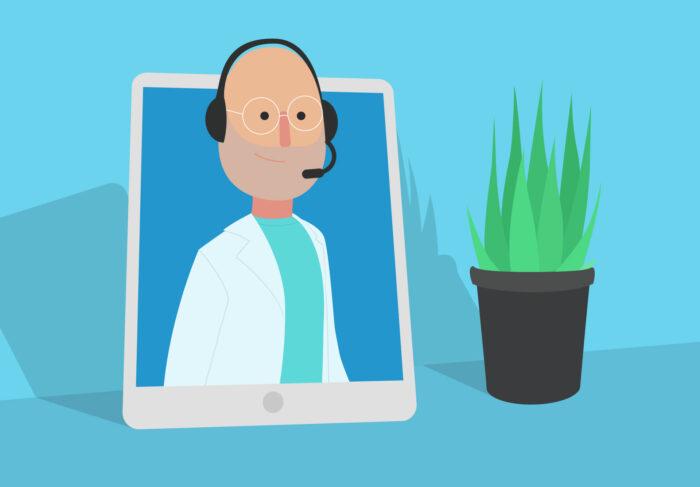 I Køge Kommune vil man fortsat kunne møde sundhedspersonalet via telefon eller video i fremtiden
