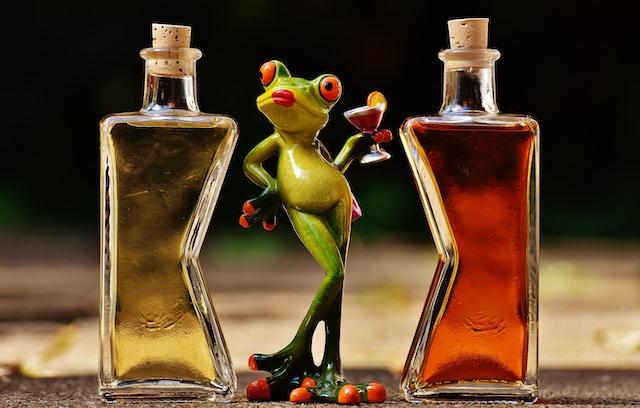Cocktaileffekten: Sådan risikerer du at få parfumeallergi