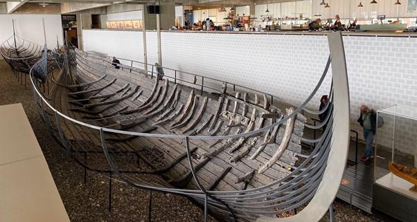 Vikingeskibene i Roskilde er truet: »Vi står på to brændende platforme«